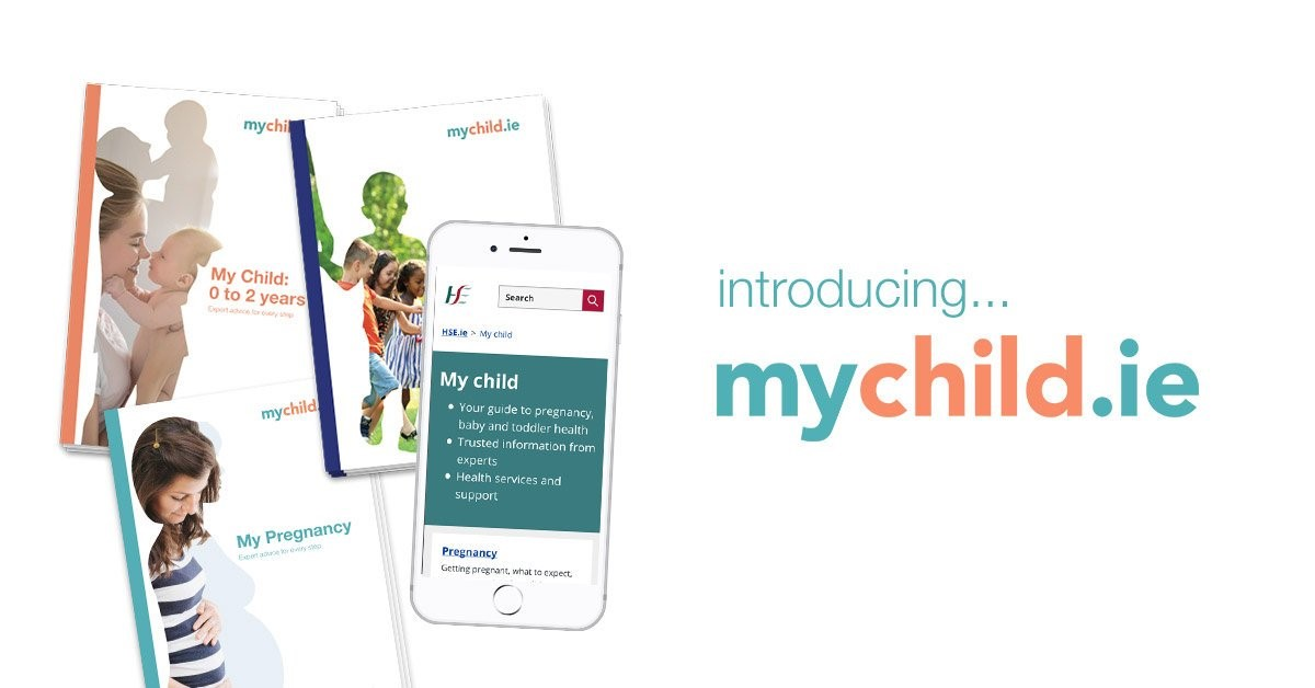 New mychild.ie website